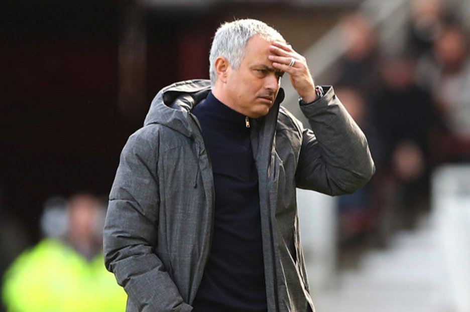 United Boss Jose Mourinho charged by FA for abusive language