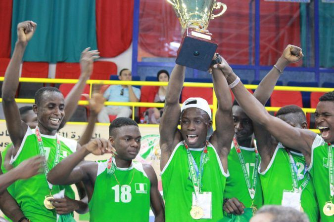 Volleyball: FIVB approves Nigeria's U19 Boys qualification for World Championship in Tunisia