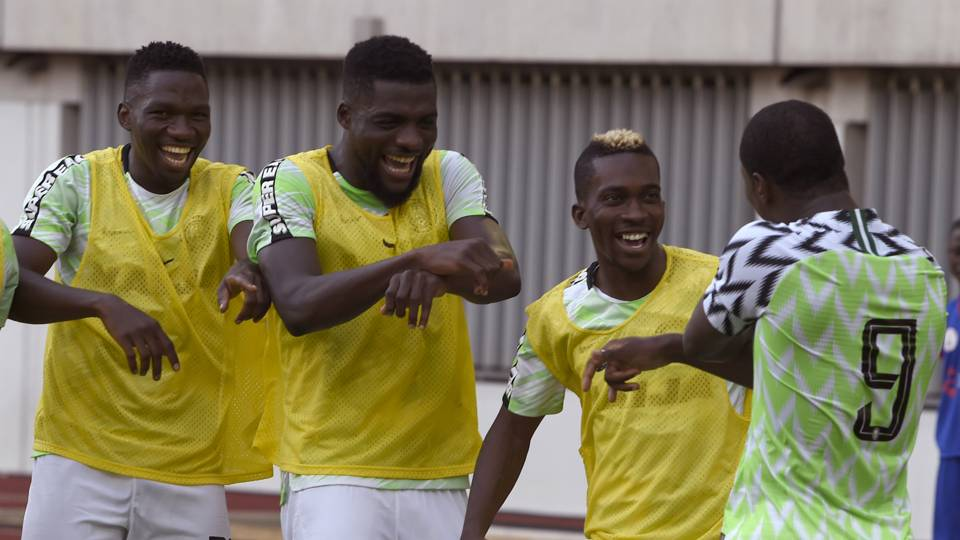 Step Up! Nigeria moves into Africa's Top three Bracket in Latest FIFA Ranking