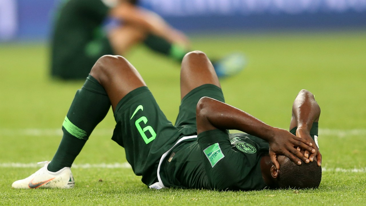 Ighalo: Rohr stopped me from quitting Super Eagles after the world cup