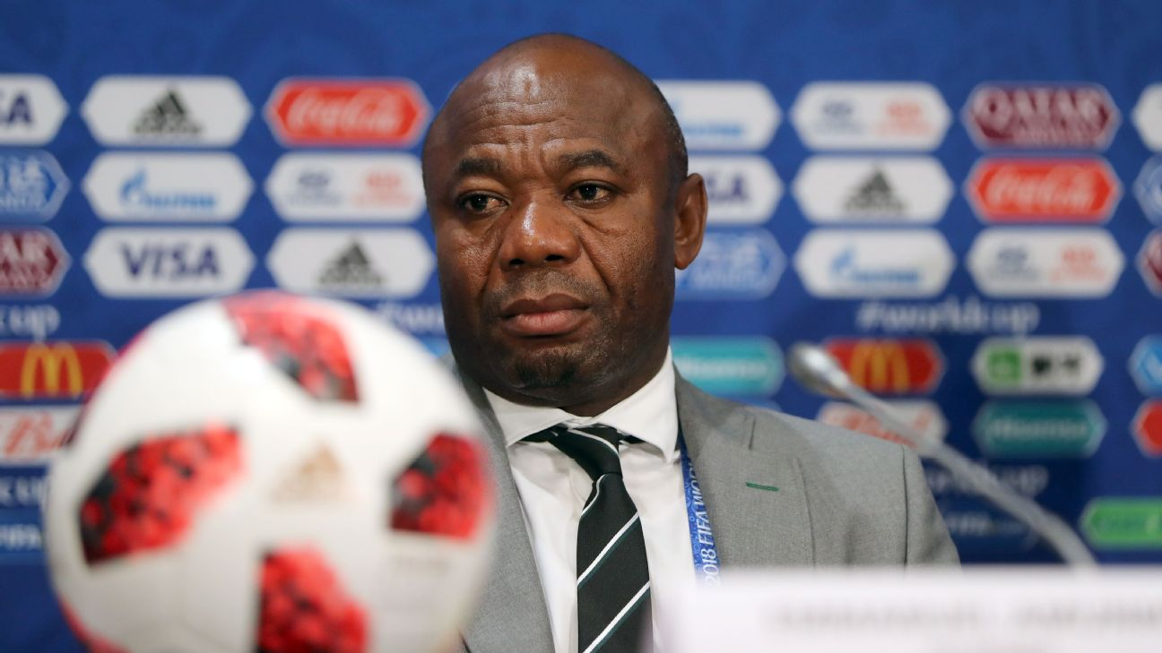 Super Eagles Legend Amunike hopes to secure AFCON ticket with Tanzania