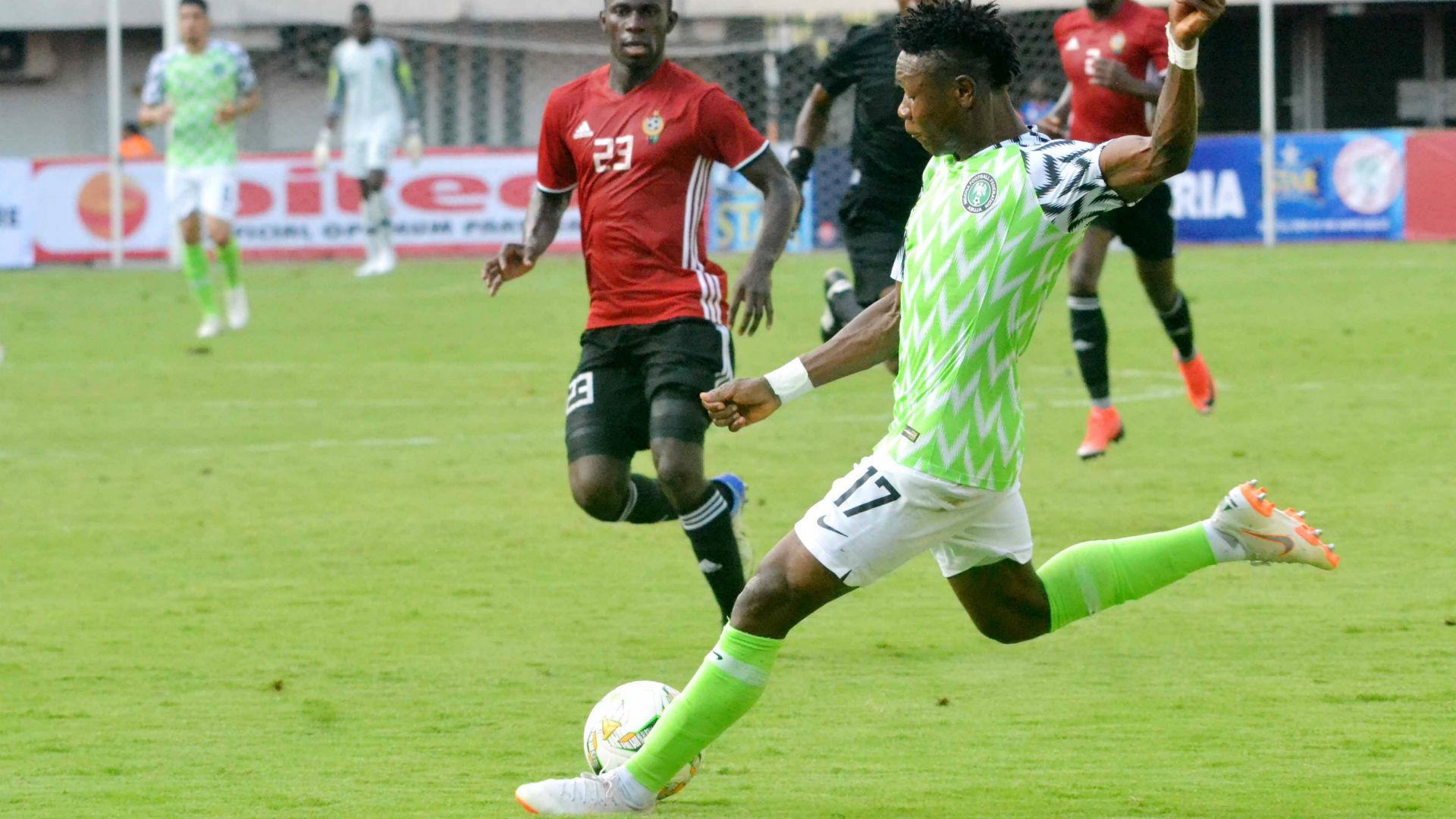 Ex-International Ifeanyi Udeze confident of Super Eagles' victory over Libya
