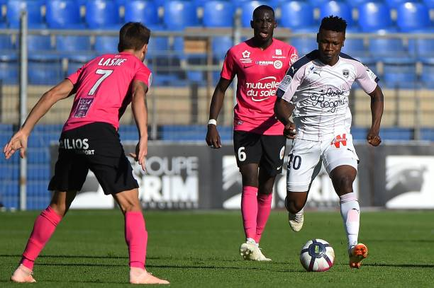 Newcastle, Everton, AS Roma & others set to battle for Bordeaux's Samuel Kalu