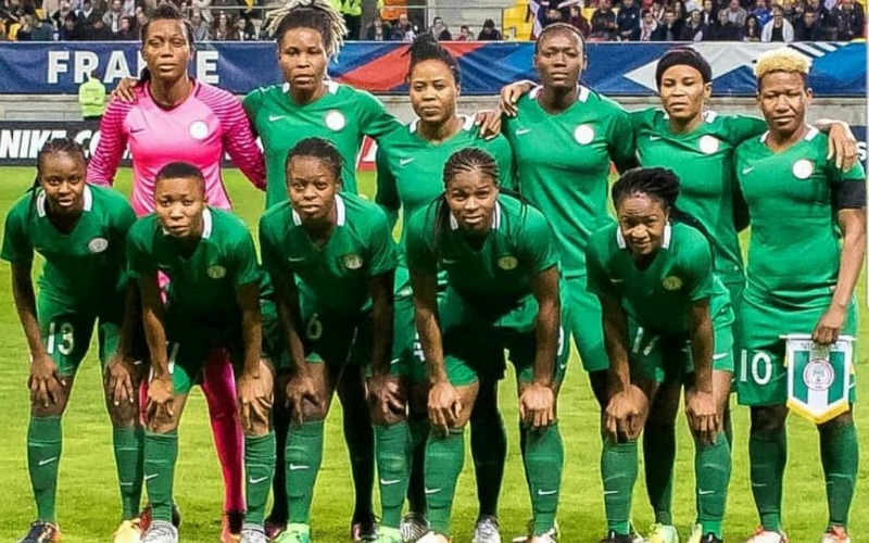 AWCON 2018: Falcons coach Dennerby invites Oshoala, Oparanozie & 46 others to camp