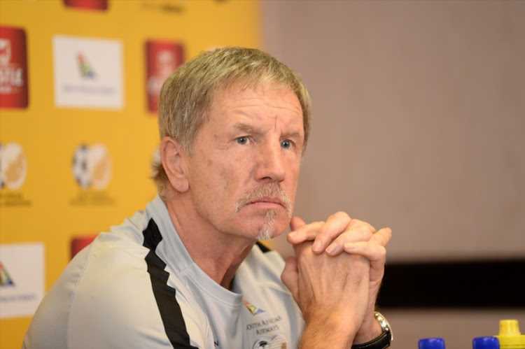 Bafana Bafana Boss Stuart Baxter reveals Rohr's warning before facing Seychelles