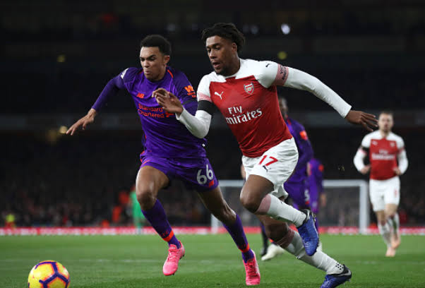 Arsenal Boss Emery demands more from Iwobi
