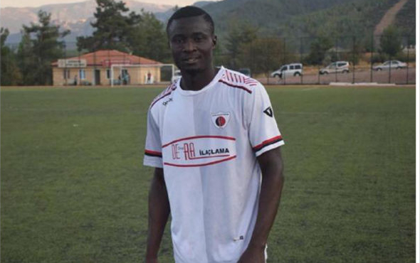 Nigerian footballer Ekundayo Mawoyeka dies of heart attack in Turkey
