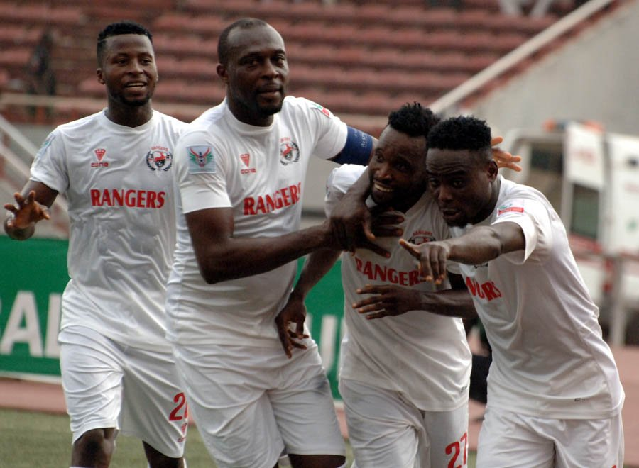 Okey Odita confident of Rangers win against Ethiopian side Defence FC