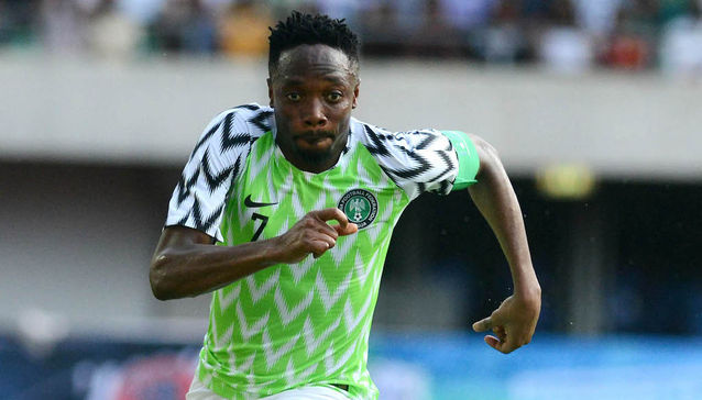 Musa Talks Tough Ahead Of Lesotho Match