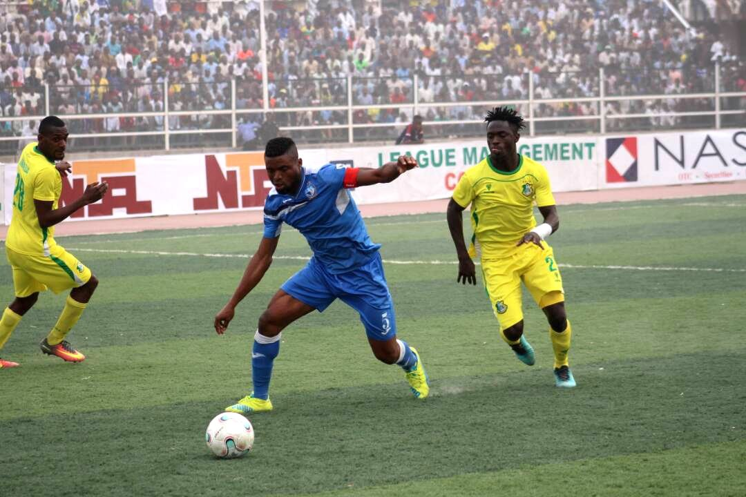 Anaemena keen to discuss Enyimba future amidst transfer reports