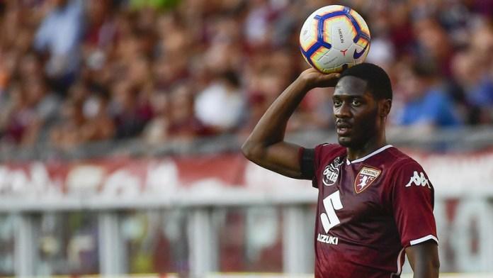 Ola Aina back from injury layoff, ready to face Genoa