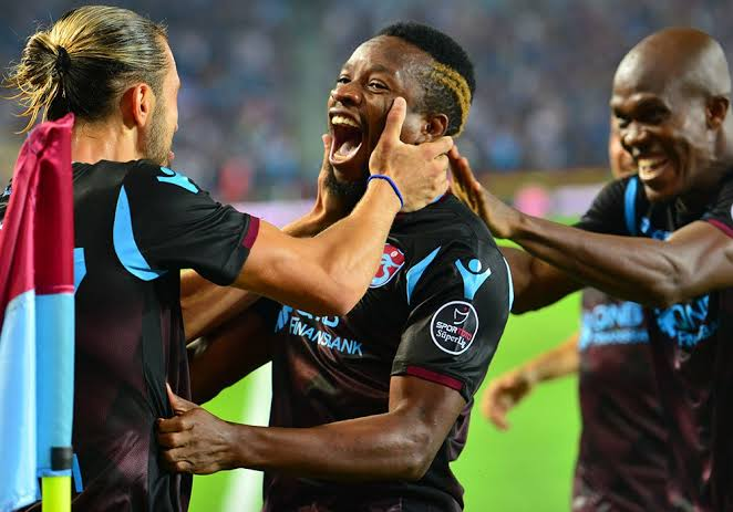Onazi, Nwakaeme suffer heavy defeat with Trabzonspor