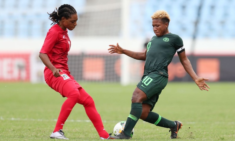 AWCON 2018: Semifinal clash with Cameroon will not be easy – Chikwelu warns Falcons