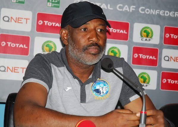 Usman Abd'allah extends Enyimba stay