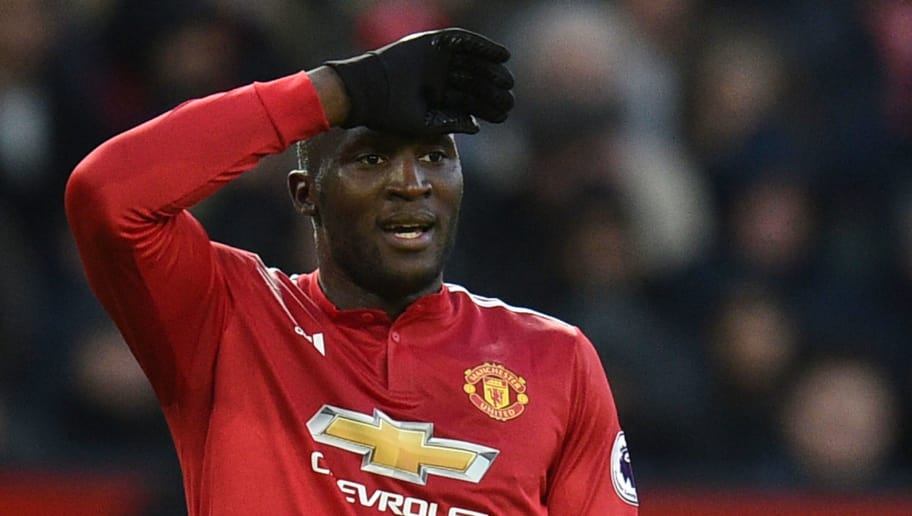 Lukaku will be back for Manchester City clash – Mourinho