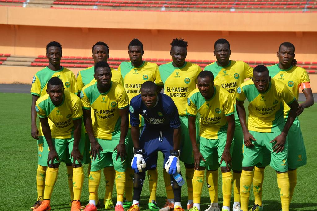 El-kanemi warriors sign 10 New players