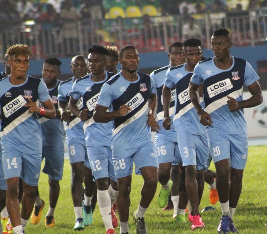 Lobi Stars beat Rangers 1-0 to become Super Cup Champions