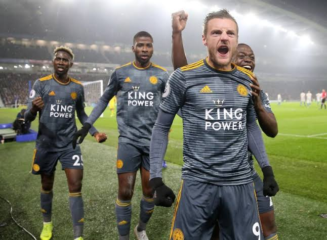 Puel hails Super Eagles duo for effort Leicester's draw at Brighton