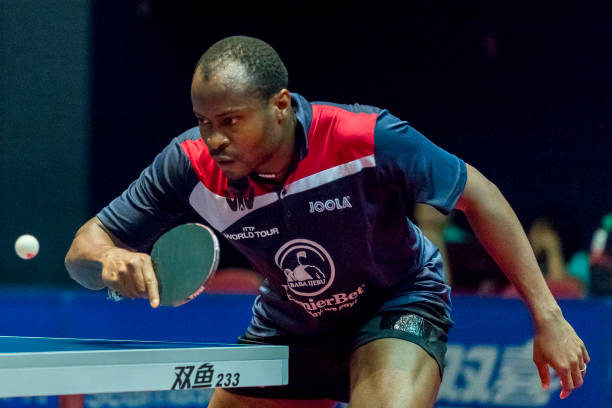 Aruna picks positives on Nigeria's ITTF world championship campaign