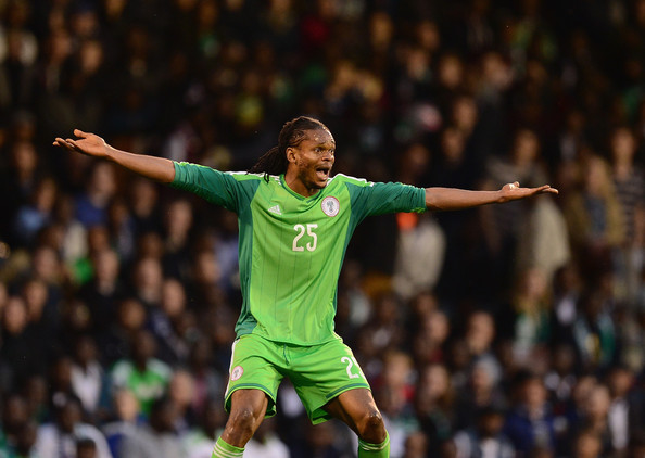 Super Eagles 2014 World Cup Star Uchebo set to join Rangers