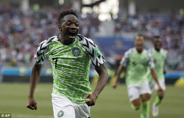 OFFICIAL: Super Eagles Captain Ahmed Musa Completes Kano Pillars Move