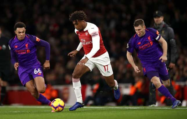 Iwobi valued at over €50m after impressive start to the season