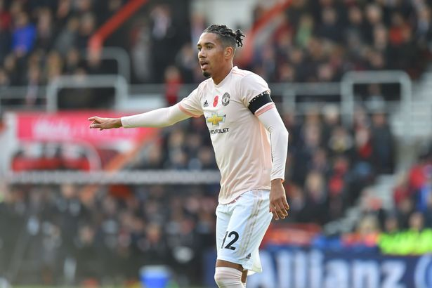 Chris Smalling insists Manchester United will attack against Juventus