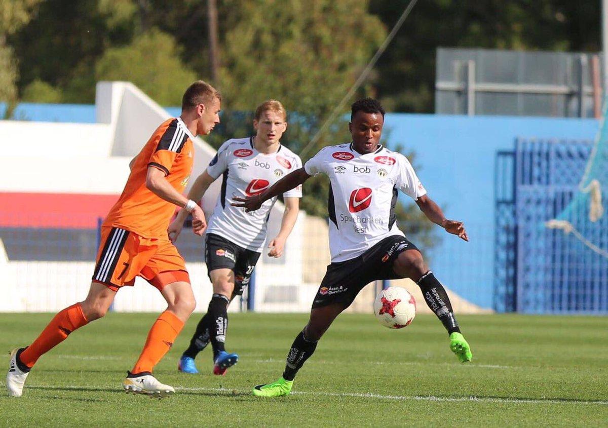Nwakali leaves Polish club Rakow Czestochowa by mutual consent