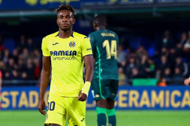 32b10943d1f Chukwueze  Villarreal must be perfect to beat Gerrard s Rangers ...
