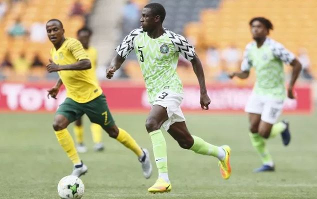Nigeria first qualifiers for Cup of Nations second round