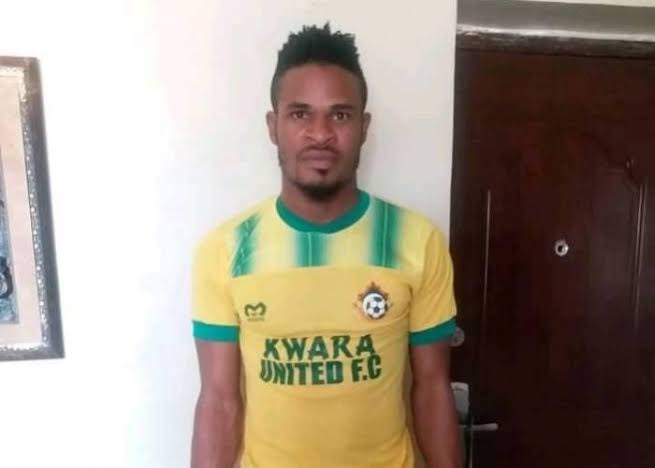 Yusuf Muhammed vows to impress Kwara United fans