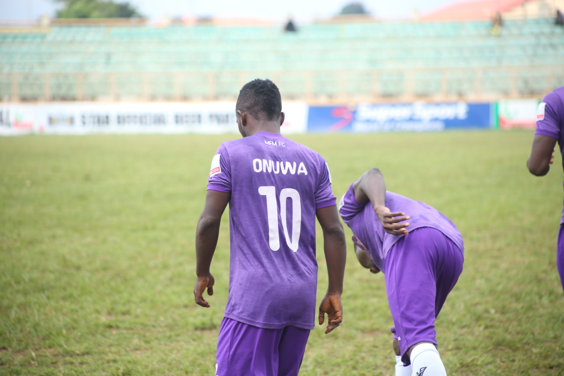 MFM Stars Onuwa and Okorom wanted by Enyimba