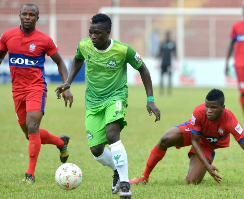 CHAN Eagles Star Bature Yaro could join Rivers United in coming days
