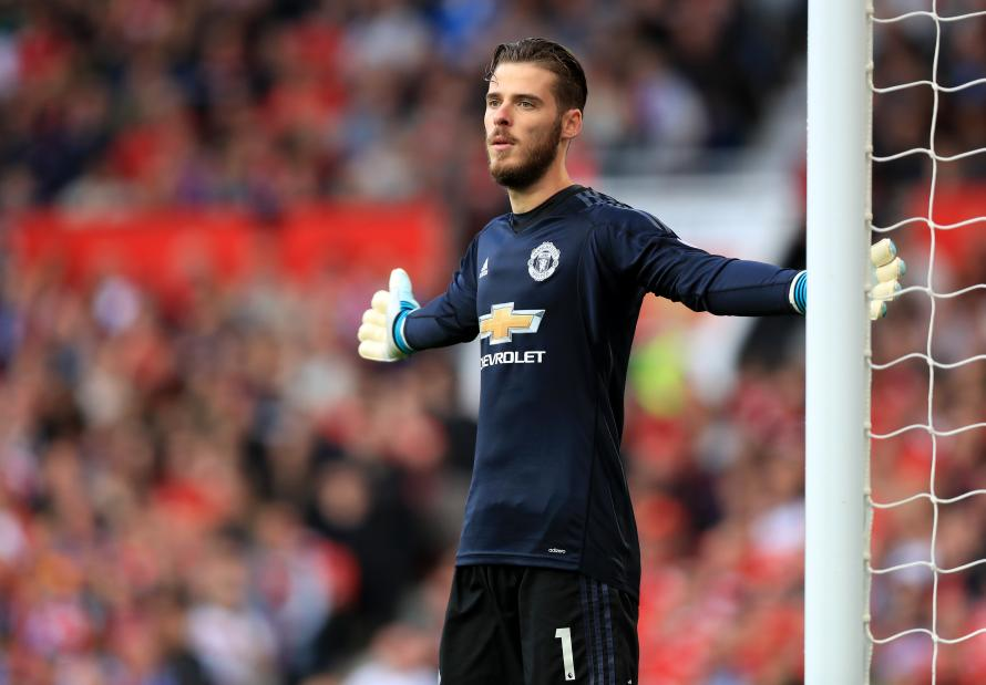 794d306a5 David De Gea  not ready  to sign new £275k per week Man United ...