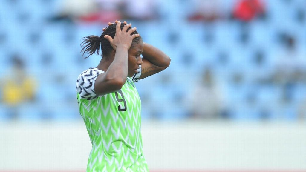 Super Falcons will bounce back, Says Coach Dennerby