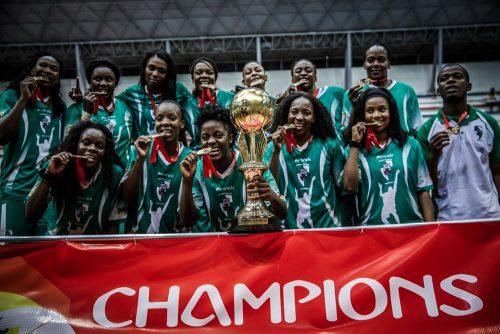 FIBAACCW: Ferroviario De Maputo win maiden African Basketball title