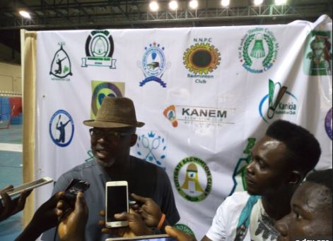 New National Badminton Foreign coach to resume next year, Says Obih