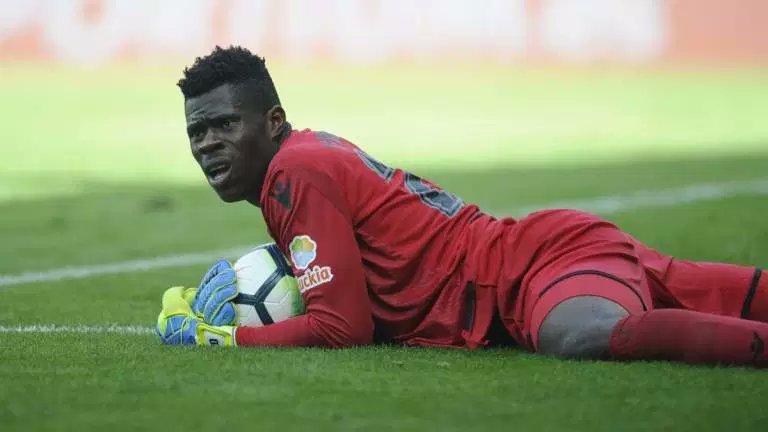Omonia Nicosia Reacts To Uzoho's Injury