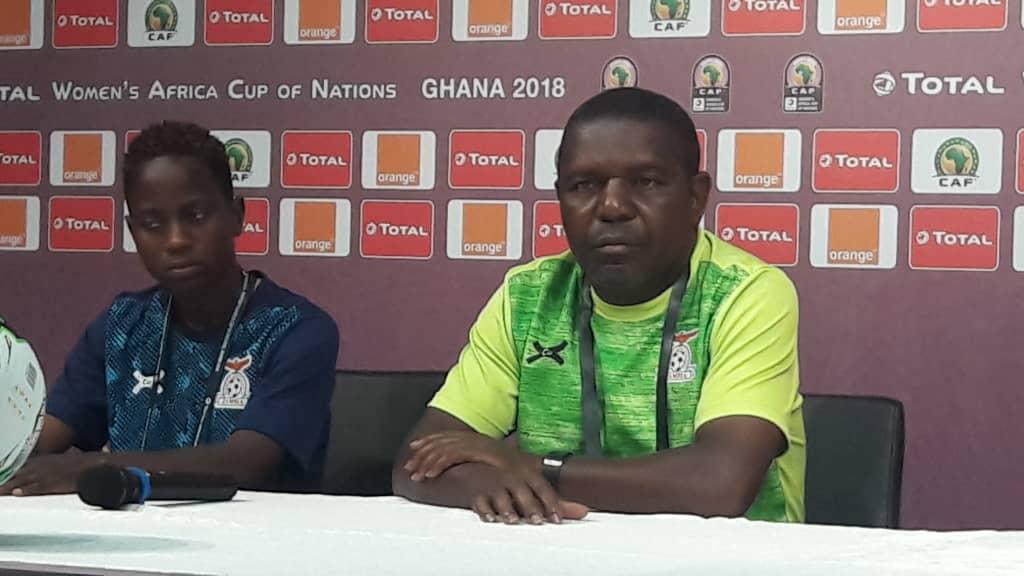 Zambia's win over Equatorial Guinea no fluke, despite Falcons defeat – Coach Mwape