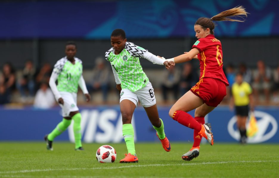 Ajibade and Imo in Super Falcons squad to continue their development – Dennerby