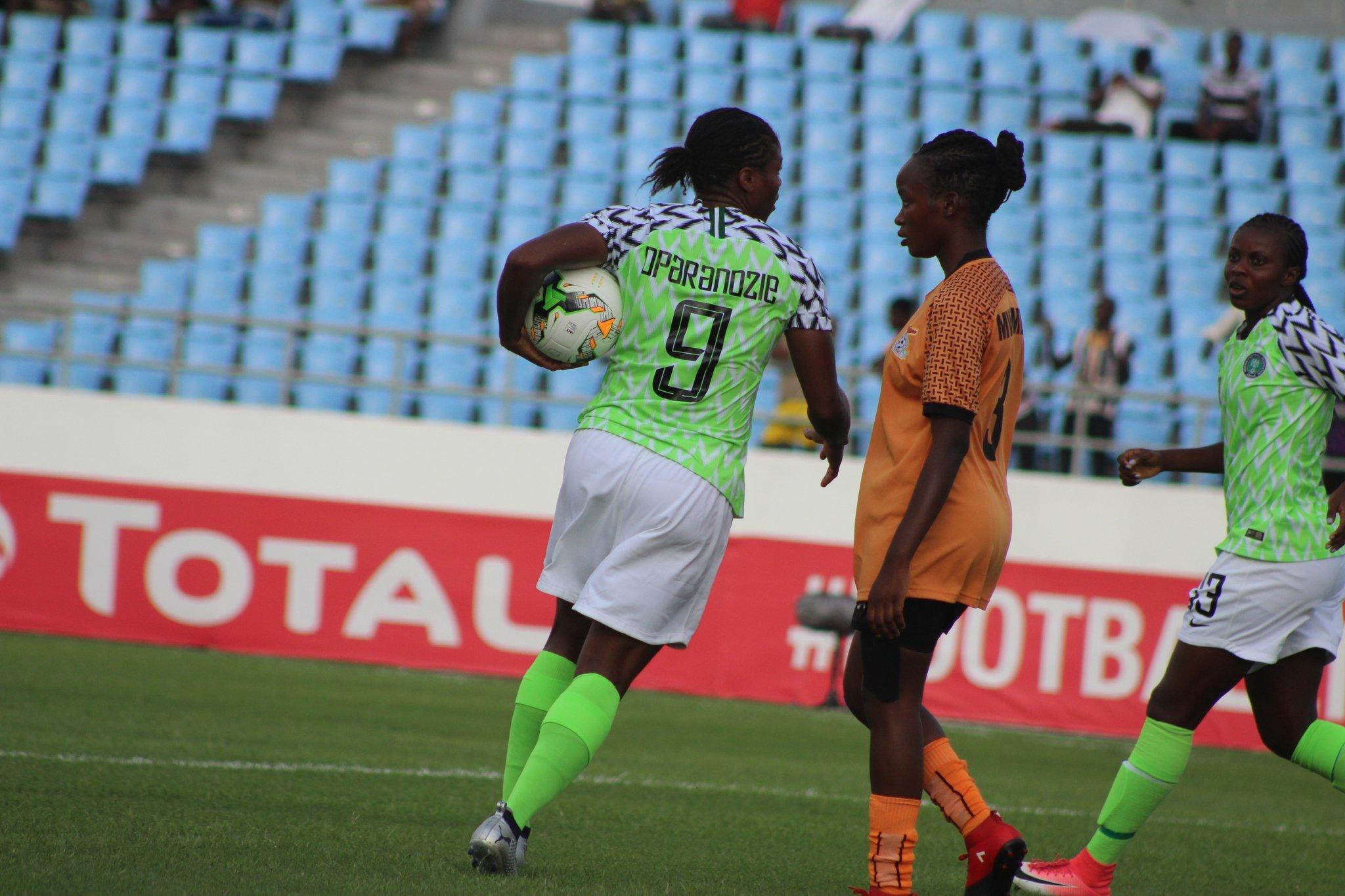 Nigeria vs Equatorial Guinea: Super Falcons aim to win convincingly – Oparanozie