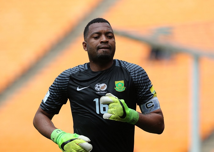 Khune banks on good Bafana Bafana defensive record to help beat Eagles