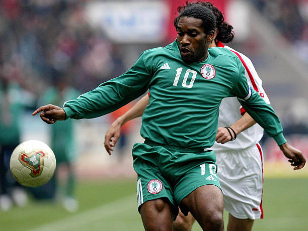 Former Captain Okocha talks about Super Eagles Upcoming AFCON qualifiers