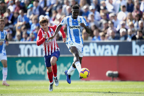 Omeruo targets strong finish to La Liga season with Leganes