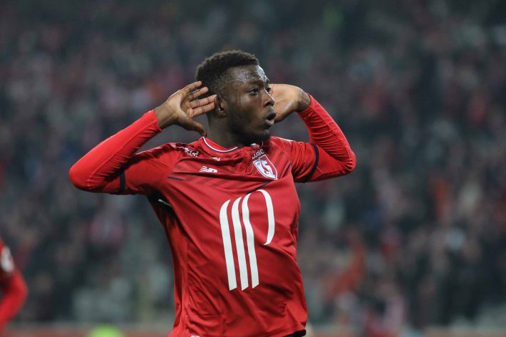 timeless design 95218 51ce5 BREAKING! Arsenal complete Nicolas Pepe transfer in record ...