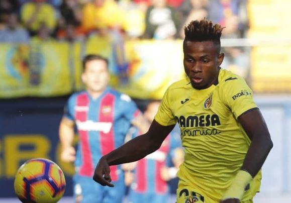 Rohr to 'unleash' Villarreal sensation Chukwueze on Bafana Bafana
