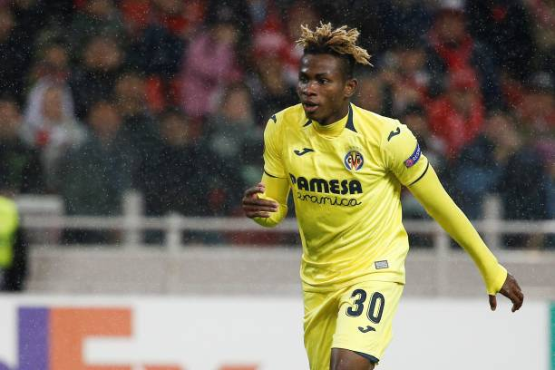 Chukwueze shines in Villarreal defeat to Barcelona