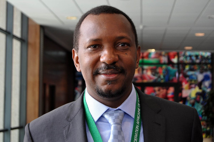 CAF appoints Dikko Match Commissioner for Champions League final