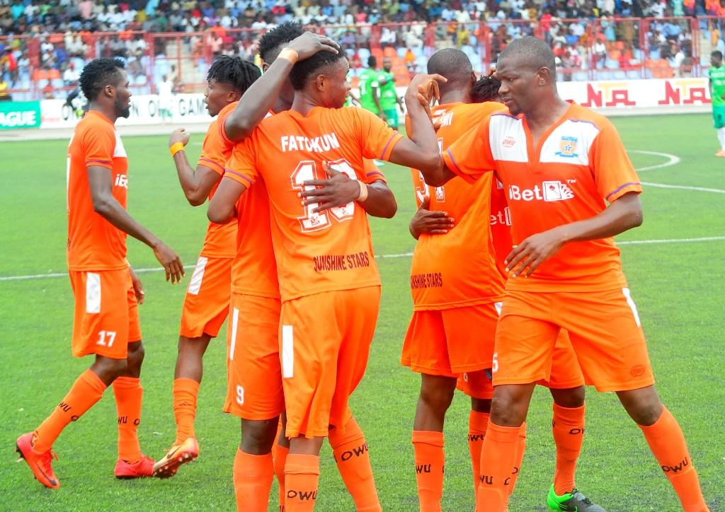 Enyimba, Lobi Stars join chase for Sunshine stars Midfieder Jide Fatokun