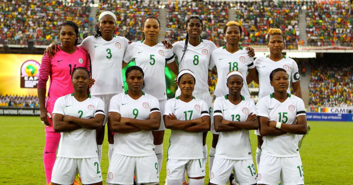 Super Falcons off to Abidjan for final camping ahead AWCON 2018